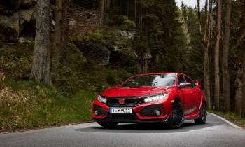 Honda Civic Type R 2017, primera prueba