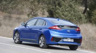 Hyundai IONIQ HEV, a prueba