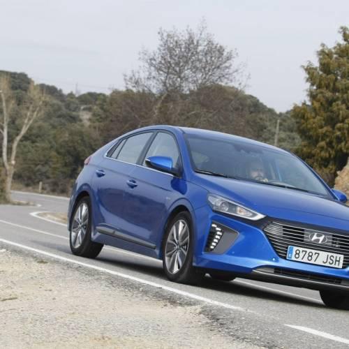 Hyundai IONIQ HEV, a prueba: comienza el partido