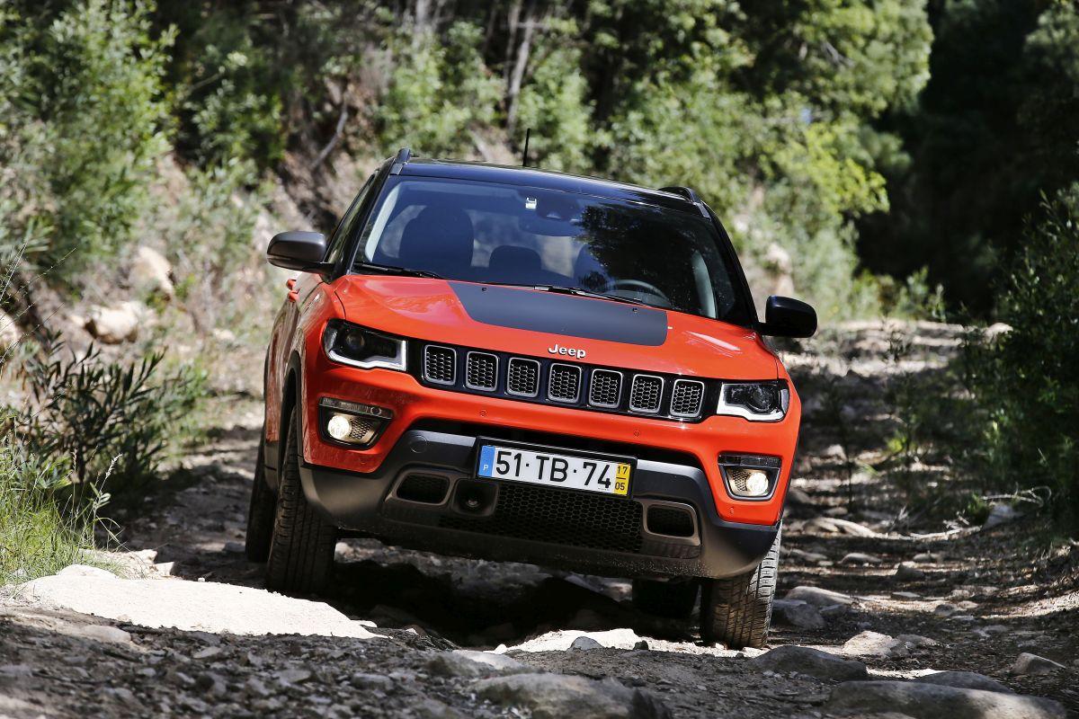 Jeep Compass 2017, primera prueba del SUV más aventurero (fotos)