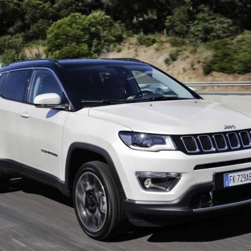 Jeep Compass 2017, primera prueba del SUV más aventurero