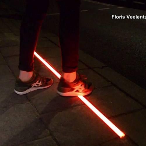 Los pasos de peatones más seguros del mundo