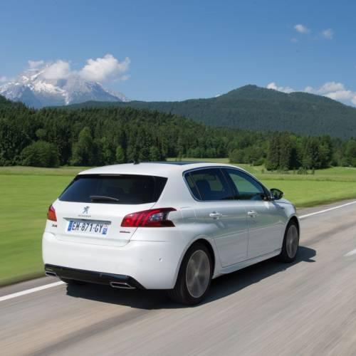 Peugeot 308 1.5 BlueHDI de 130 CV: datos y precios