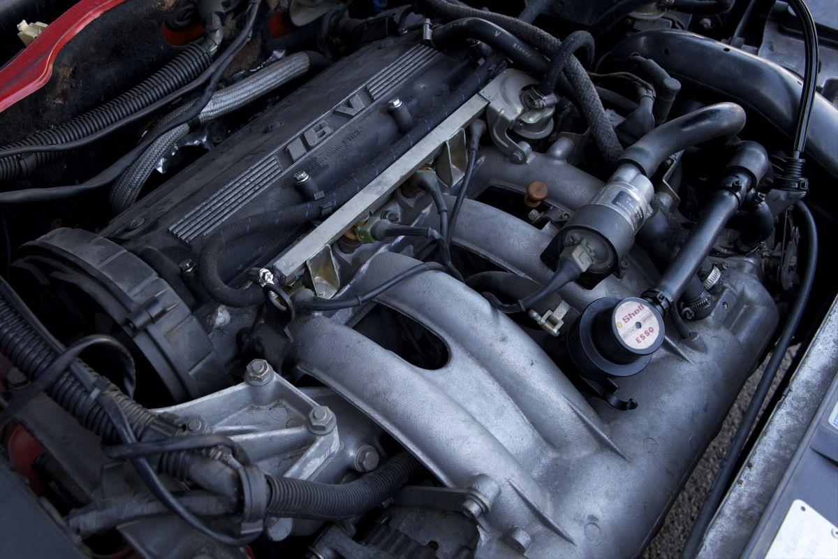 Peugeot 405 Mi16 motor