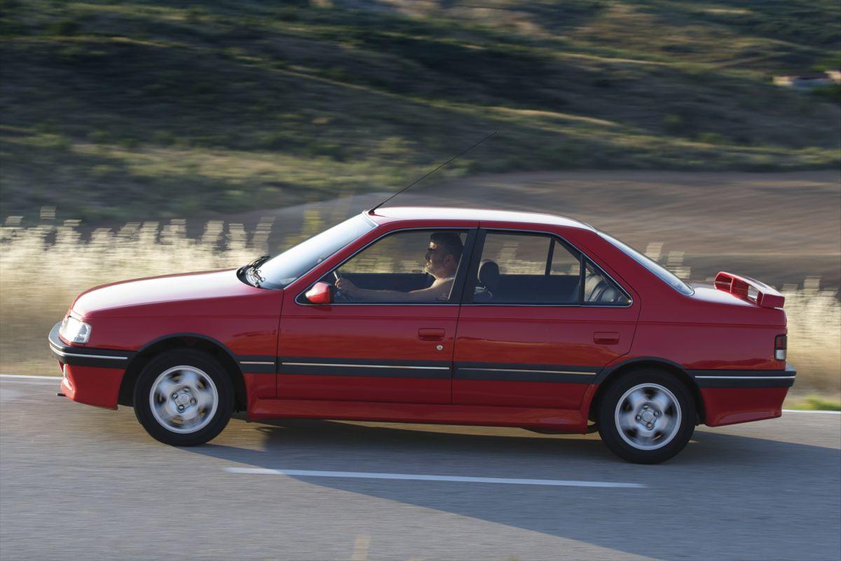 Peugeot 405  Historia  Modelos Y Prueba