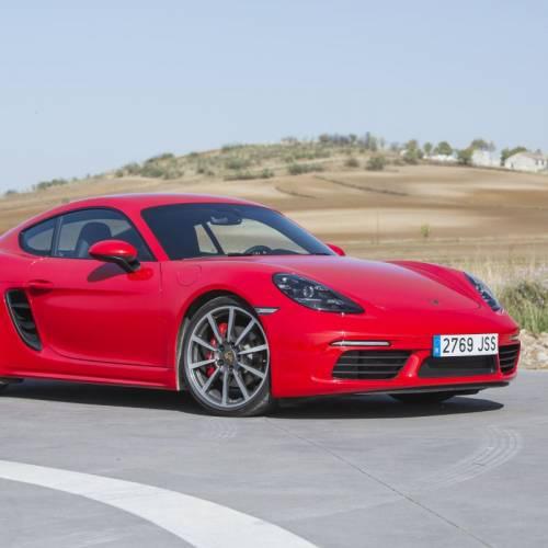 Porsche 718 Cayman S PDK, a prueba: razones concluyentes