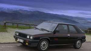 Renault 11 Turbo: historia, modelos y prueba (fotos)
