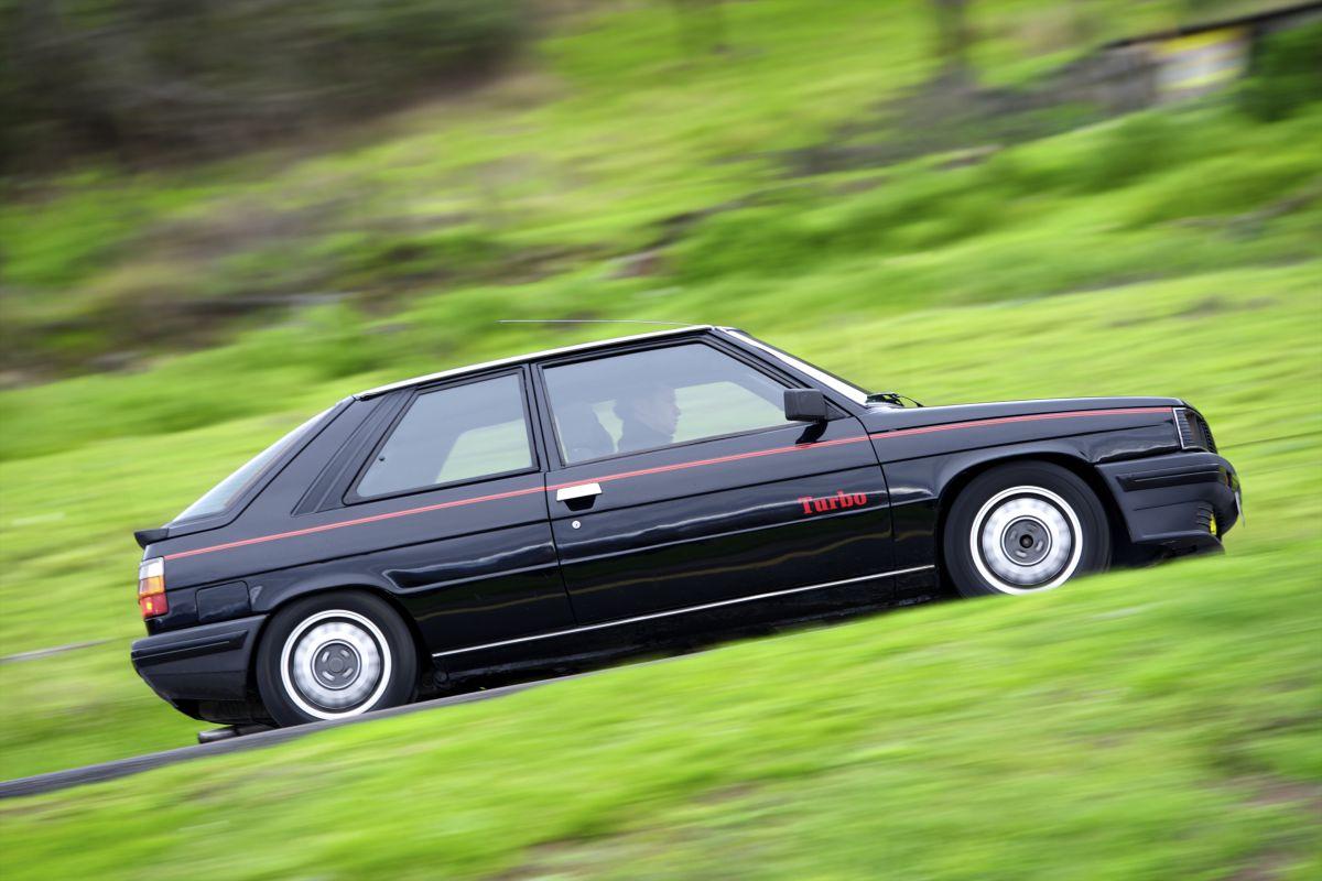 renault  turbo historia modelos  prueba cosas de coches