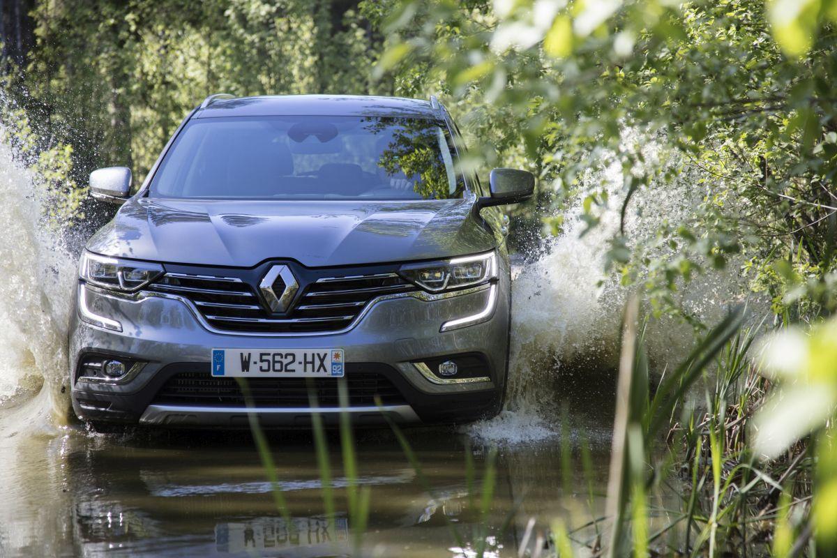 Renault Koleos 2017 vadeo
