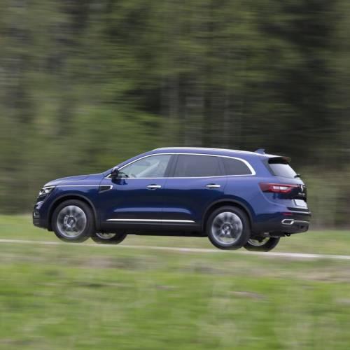 Renault Koleos 2017, primera prueba del SUV grande de Renault