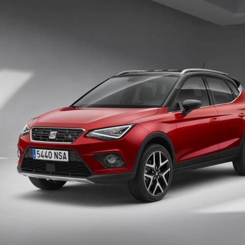 SEAT Arona: precios en España para el SUV pequeño de SEAT