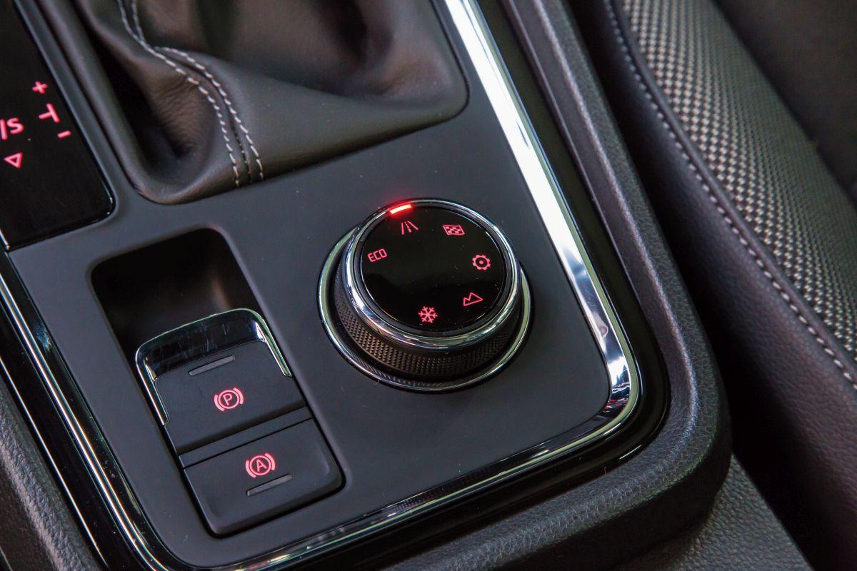 SEAT Ateca 2.0 TDI 190 CV control de tracción