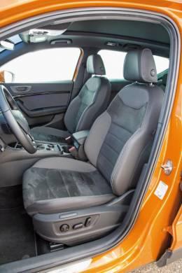 SEAT Ateca 2.0 TDI 190 CV