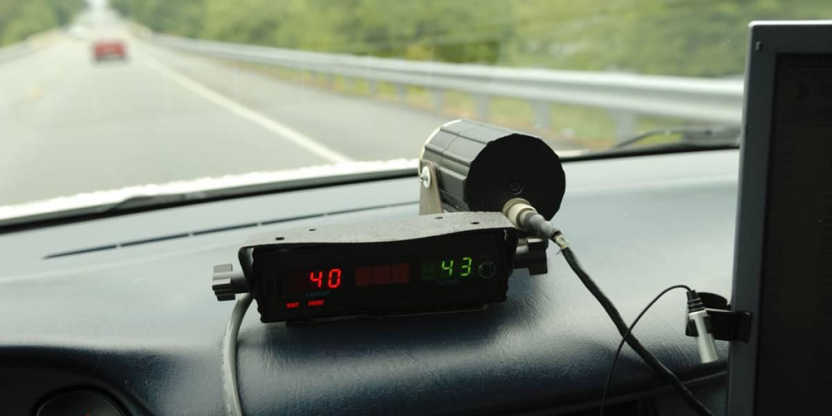 Las multas por tener instalado un detector de radares podrían desaparecer