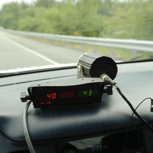 La DGT descarta el uso de vehículos de particulares con radar