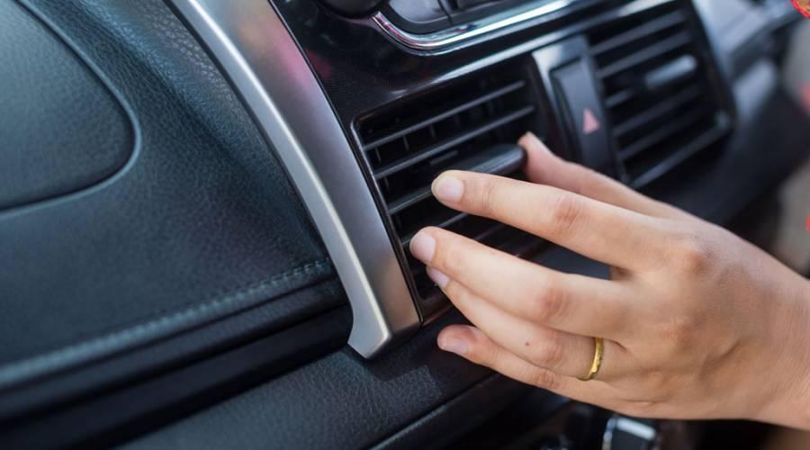 Los errores más comunes al utilizar el aire acondicionado en el coche
