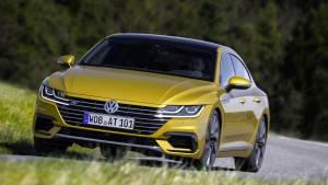 Volkswagen Arteon 2017, probamos el nuevo Gran Turismo alemán (fotos)