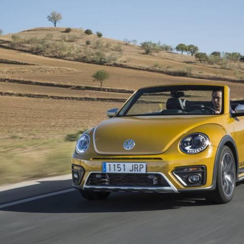 Volkswagen Beetle Dune Cabrio 2.0 TDI 150 CV, a prueba: a la moda sesentera