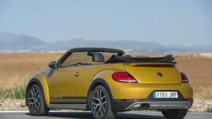 Volkswagen Beetle Dune Cabrio 2.0 TDI 150 CV, a prueba (fotos)