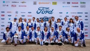 La fundación Nipace fue la vencedora de las 24 horas Ford  (fotos)
