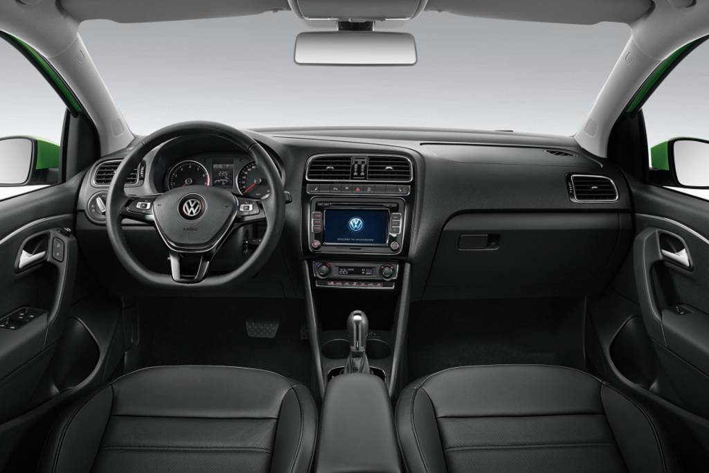 4. Volkswagen Polo