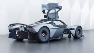 Aston Martin Valkyrie: el deportivo de Red Bull y Aston Martin llegado de la F1 (fotos)