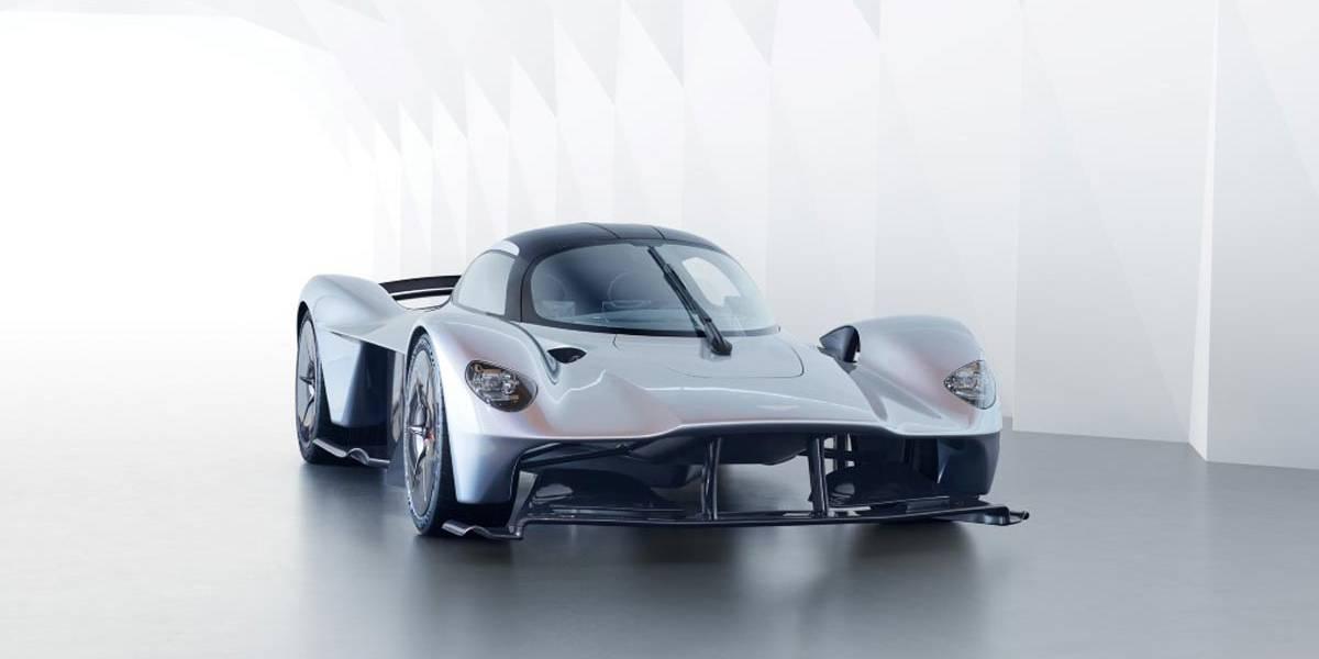 Aston Martin Valkyrie: el deportivo de Red Bull y Aston Martin llegado de la F1