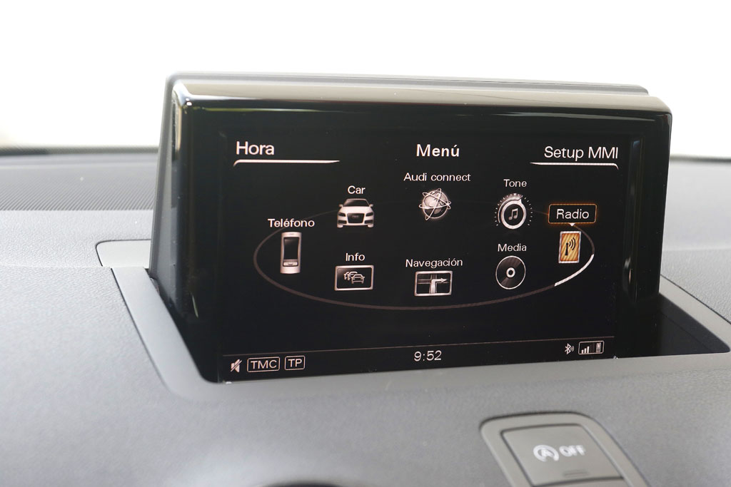 Audi A1 1.6 TDI 116 CV