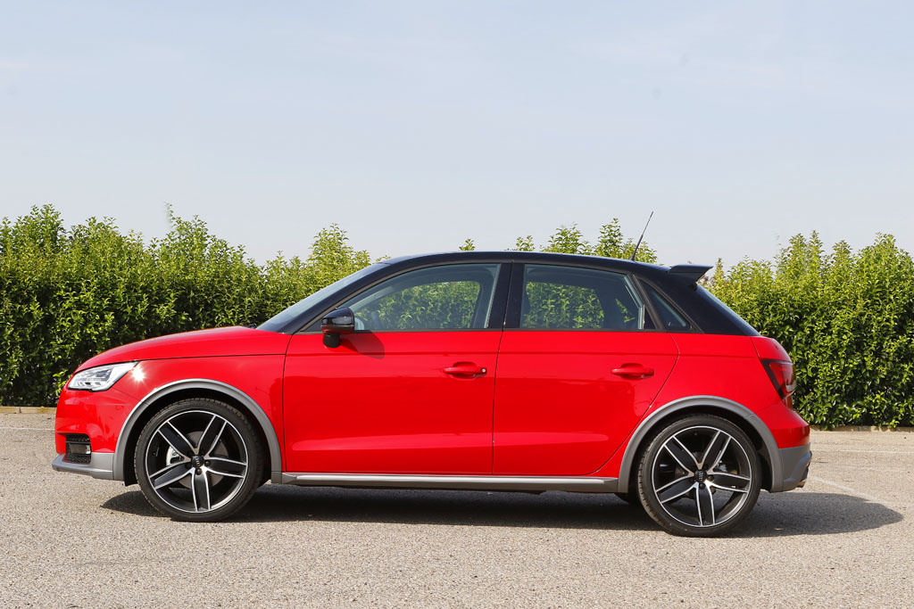 audi a1 sportback 1 6 tdi 116 cv prueba real cosas de coches. Black Bedroom Furniture Sets. Home Design Ideas