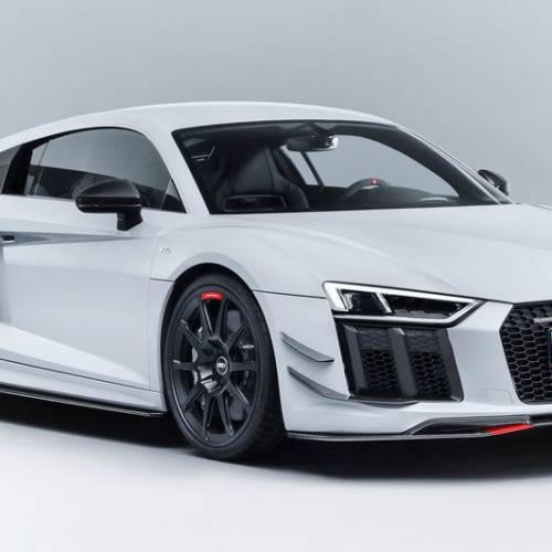 Audi R8 y Audi TT performance parts: extra de picante