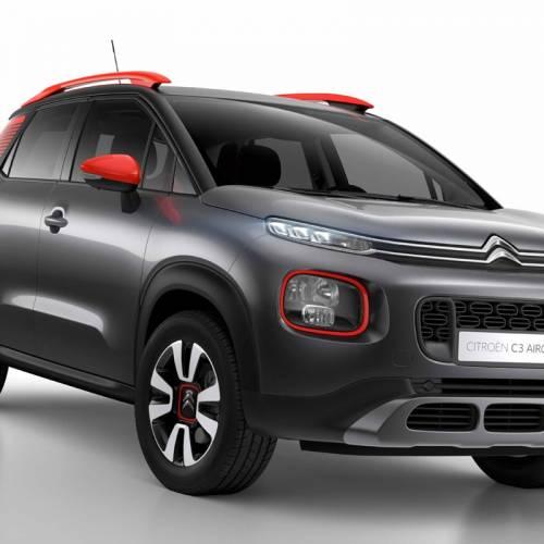 Citroën C3 Aircross: precios para España
