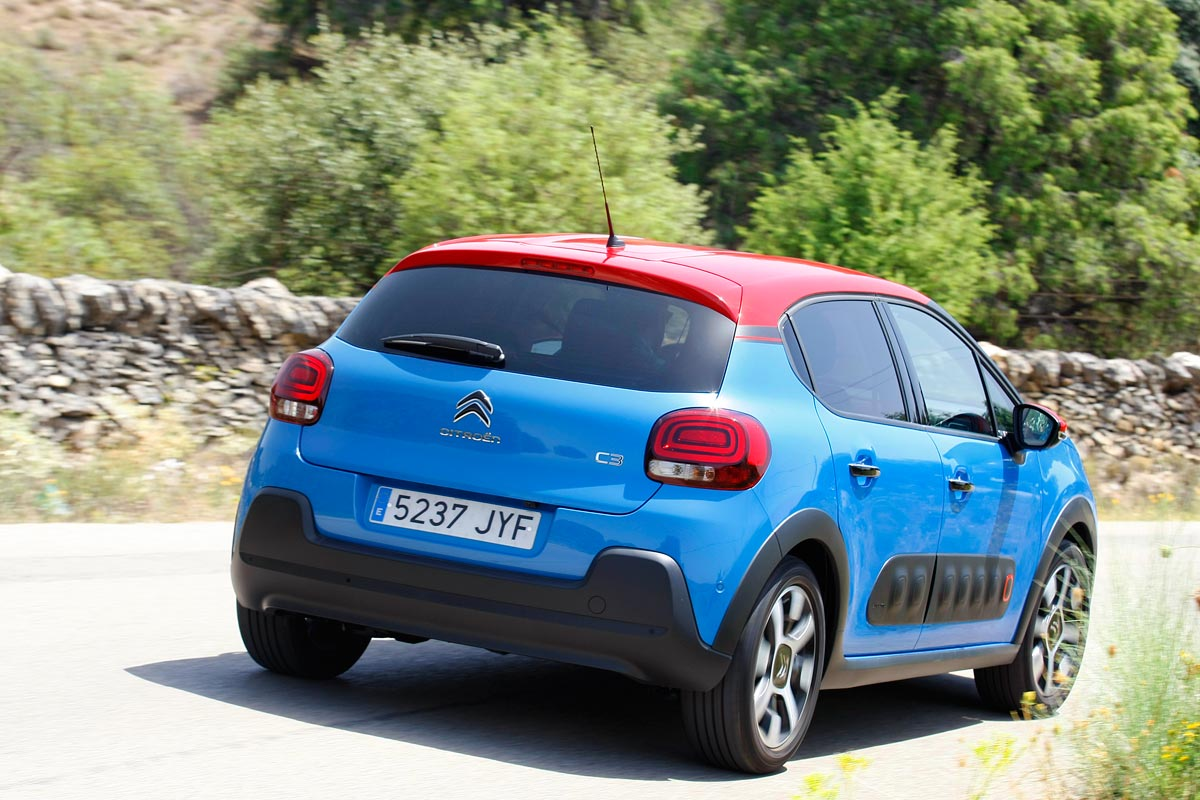 Citroën C3 PureTech 110 S&S EAT6 Shine, prueba real (fotos)