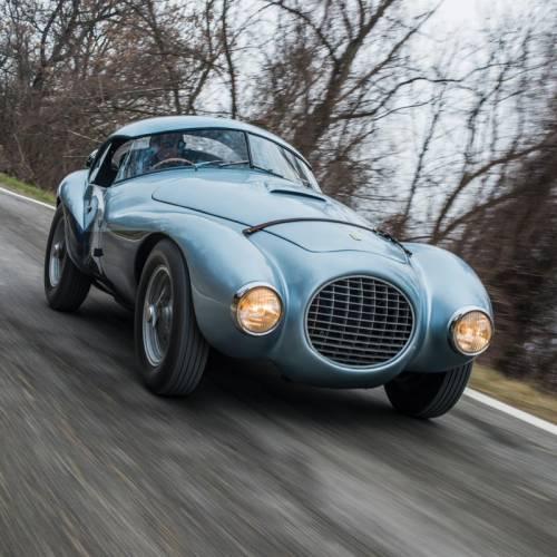 Uno de los Ferrari más raros de la historia, a subasta