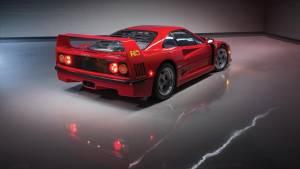 Una colección de 13 Ferrari a subasta, ¿cuál prefieres? (fotos)