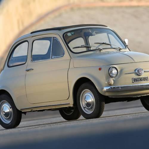 El Museo de Arte Moderno de Nueva York adquiere un Fiat 500