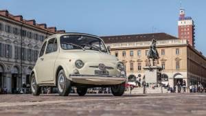 El Museo de Arte Moderno de Nueva York adquiere un Fiat 500 (fotos)