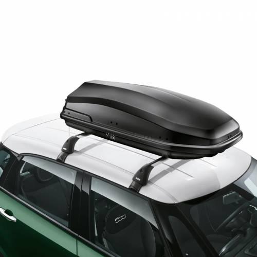 Fiat ofrece alquiler de barras y cofre para viajar en verano