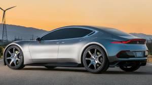 Fisker EMotion: primeras imágenes del gran rival de Tesla (fotos)