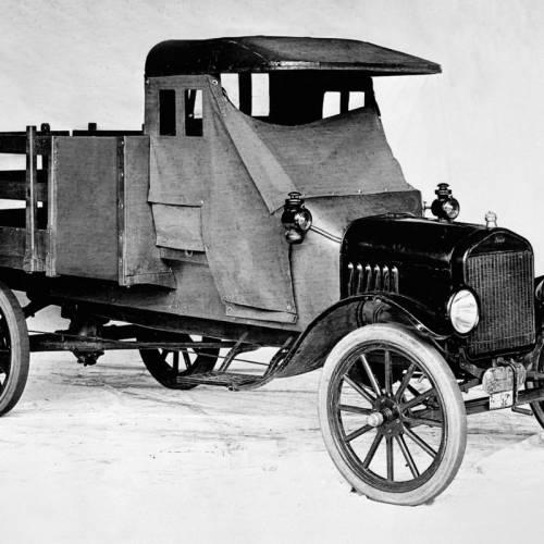 Se cumplen 100 años del lanzamiento del Ford Model TT