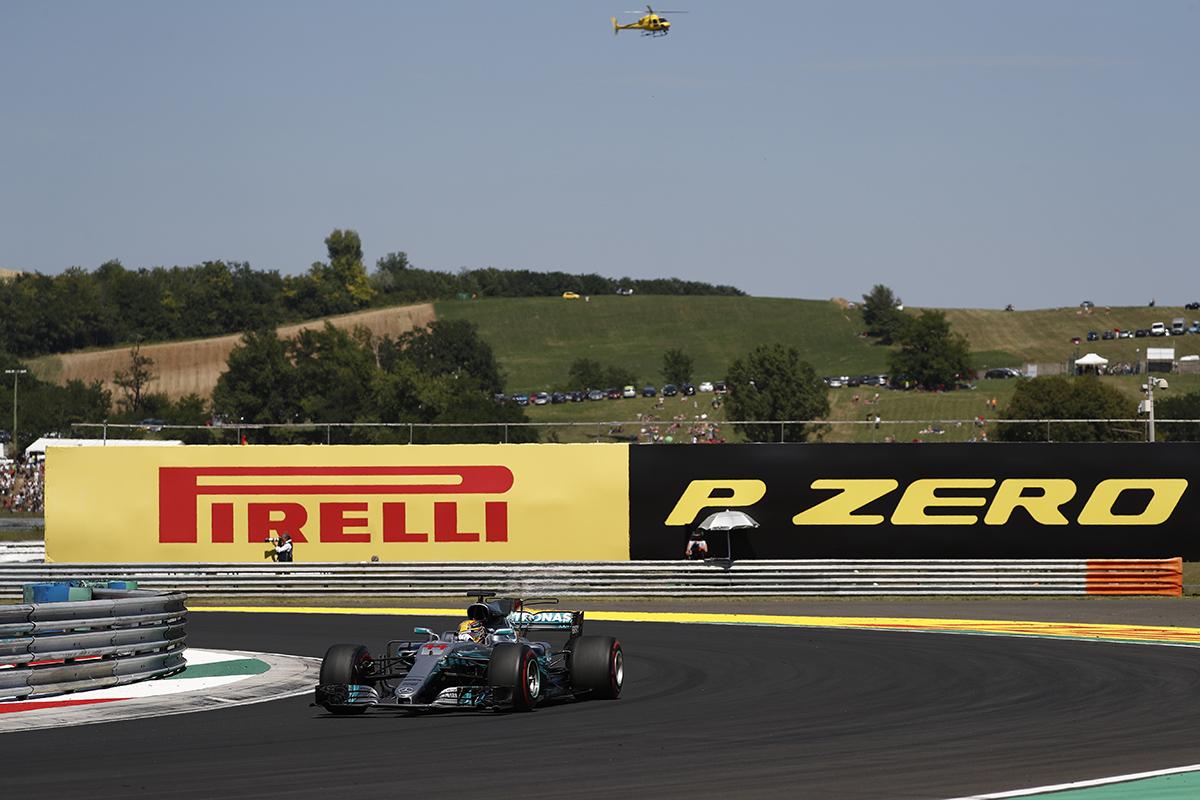 Gran Premio de Hungría 2017