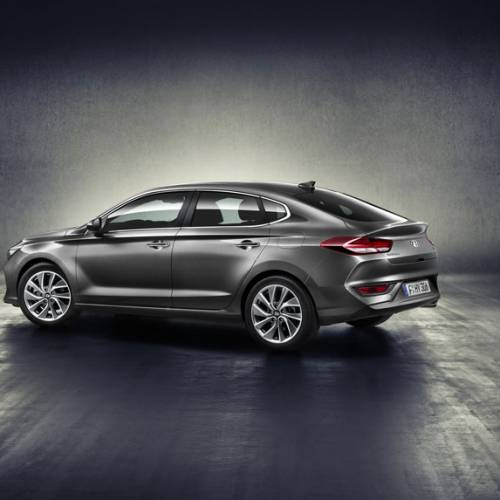 Hyundai i30 Fastback: presentación en vídeo de la versión 4 puertas