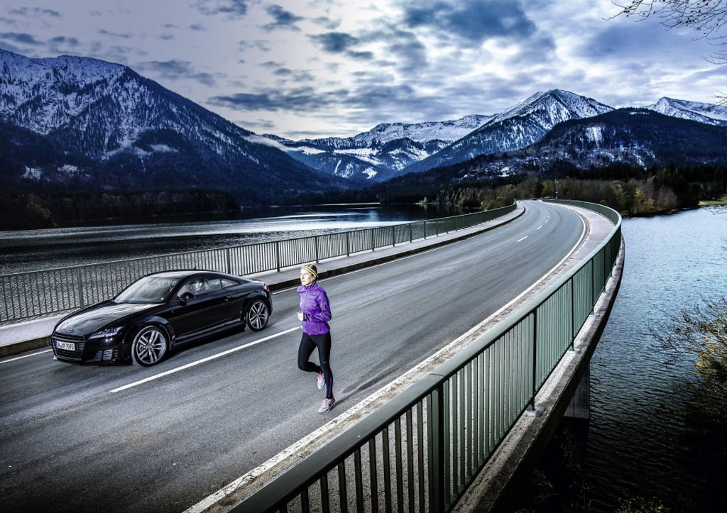 Inteligencia artificial Audi