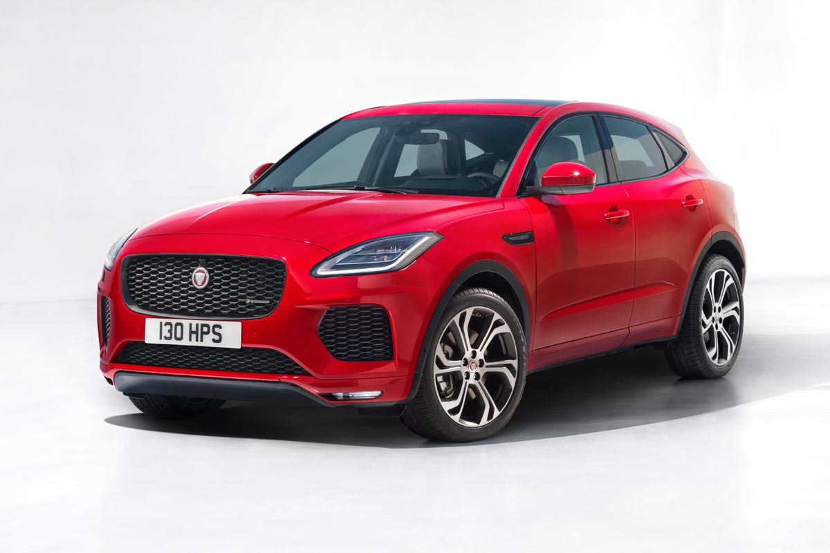 jaguar e pace 2017 informaci n fotos y precios del hermano peque o del f pace cosas de coches. Black Bedroom Furniture Sets. Home Design Ideas