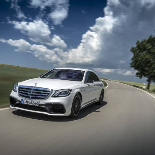 Mercedes-AMG S63 4MATIC+ y S65 4MATIC+: de otro mundo