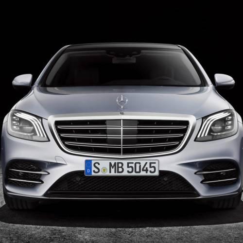 Mercedes-Benz Clase S Coupé y Cabrio: posible debut en el Salón de Frankfurt