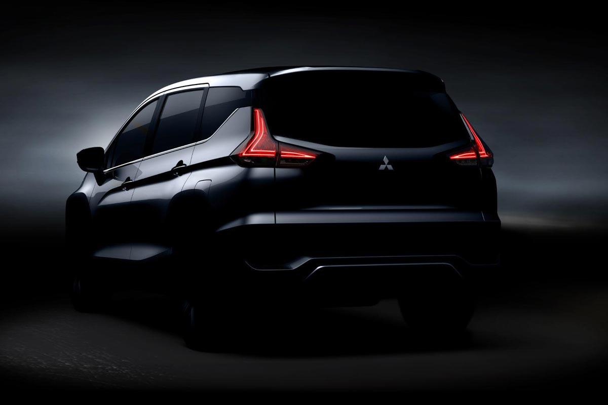 Mitsubishi Expander 2018: el XM Concept de producción - Cosas de Coches