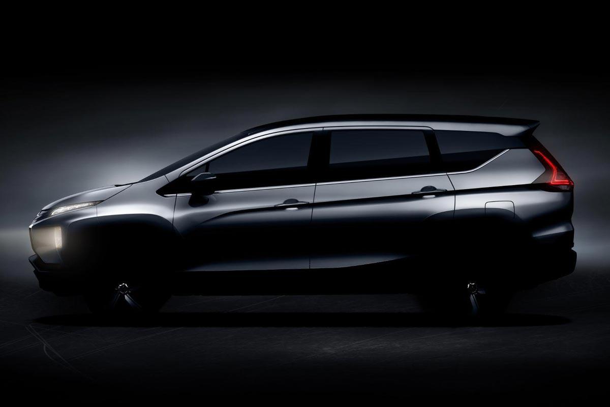 Mitsubishi Pajero Sport 2017 4k Ultra Hd Wallpaper: Mitsubishi Expander 2018: El XM Concept De Producción