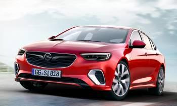 Opel Insignia GSi: tracción total y 260 CV de potencia destino Fráncfort