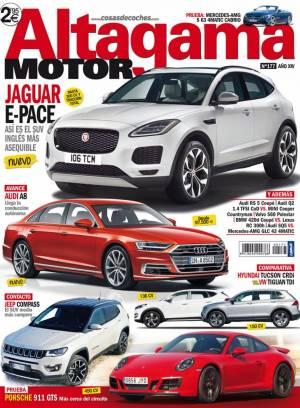 Revista Altagama Motor Número 177