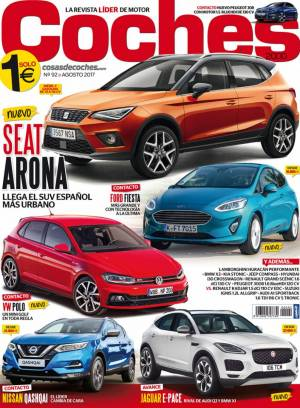 Revista Coches – número 92